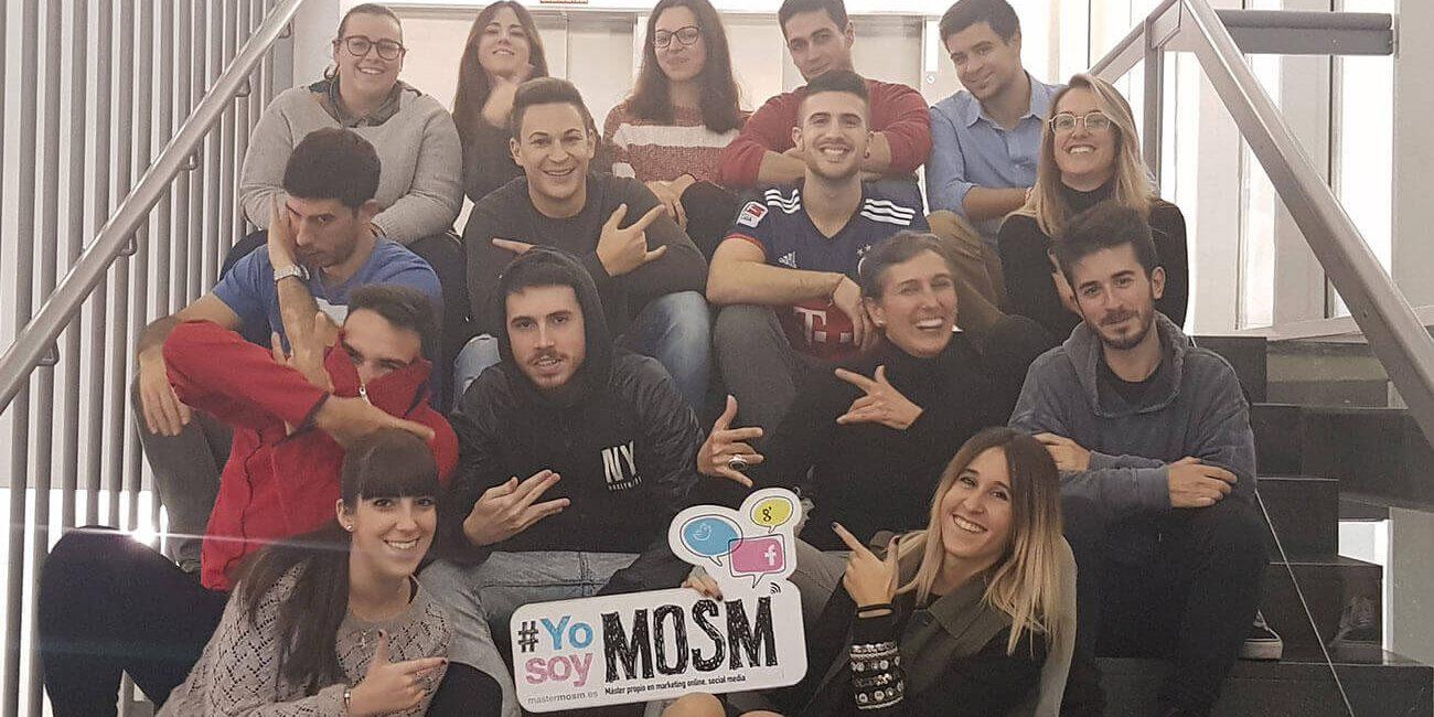 Máster en marketing online y social media Universidad de Granada